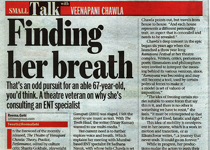 Mumbai Mirror May 2014